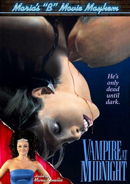 vampire poster session