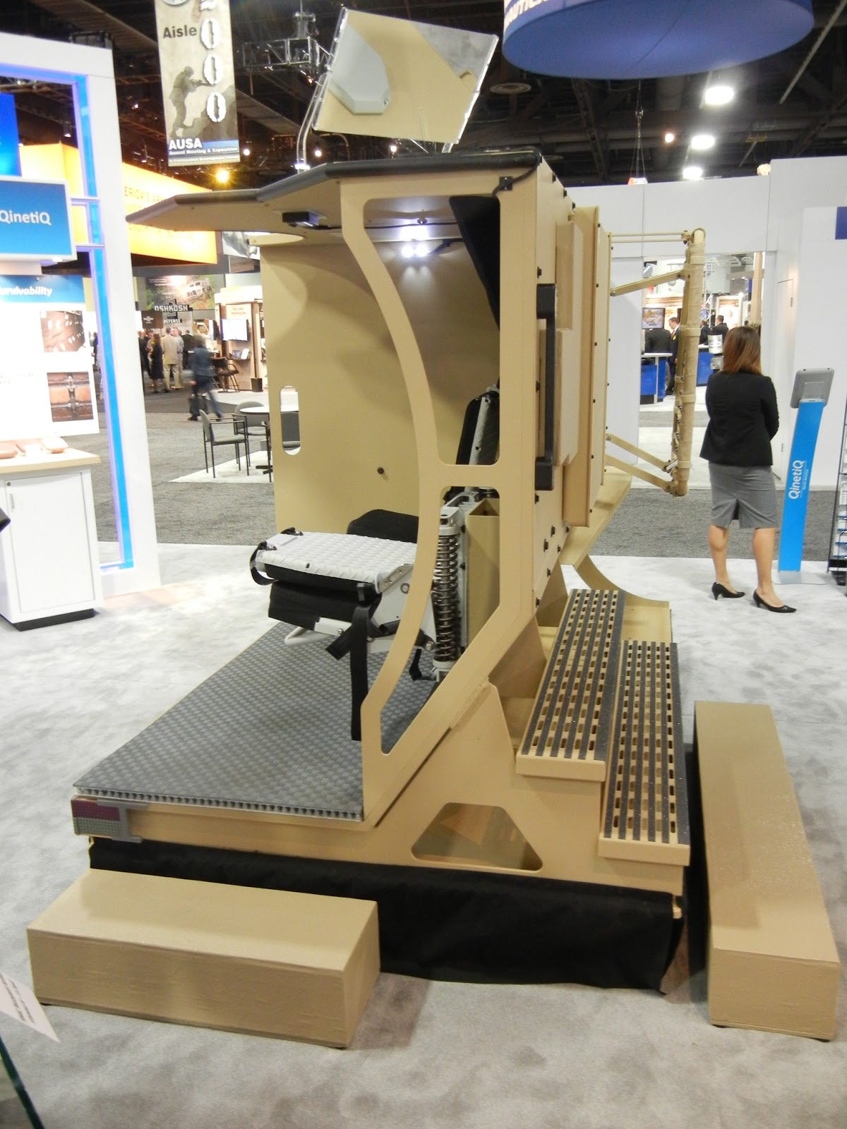 MILITARY TECHNOLOGY: AUSA 2012 - Heaps of the US Armys Latest
