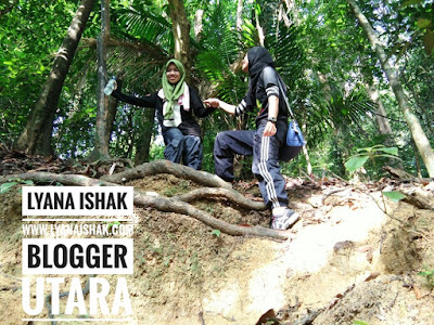 bukit cherok tokun , hiking , tempat best hiking , cherok tokun , taman rimba bukit mertajam , blogger utara