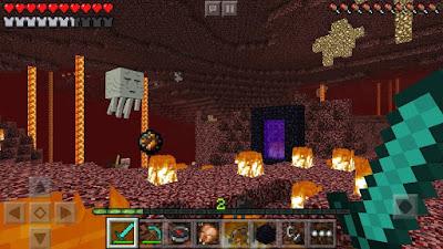 لعبة Minecraft مهكرة جاهزة للاندرويد, لعبة Minecraft مهكرة بروابط مباشرة