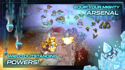 Download Iron Marines Mod (Unlimited Ammo & Ammo) Offline gilaandroid.com
