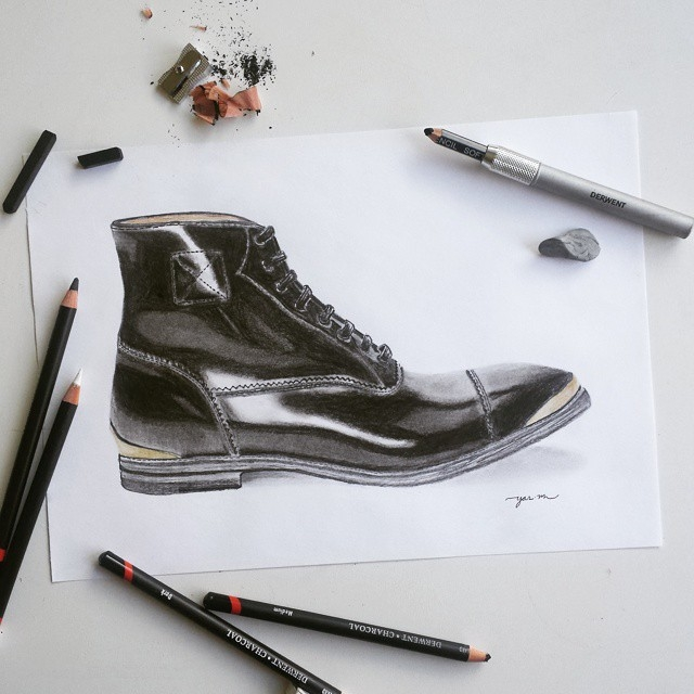 07-Boot-Yaseen-Eclectic-Art-from-3D-to-Milk-Portraits-www-designstack-co