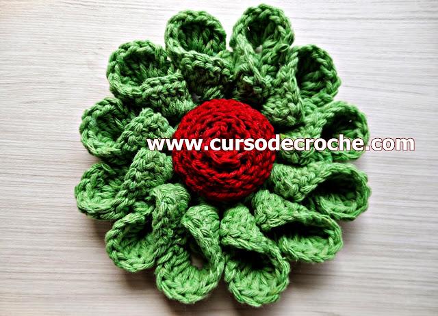 flores de croche com edinir-croche primavera 2016 aprender croche passo a passo dvd curso de croche