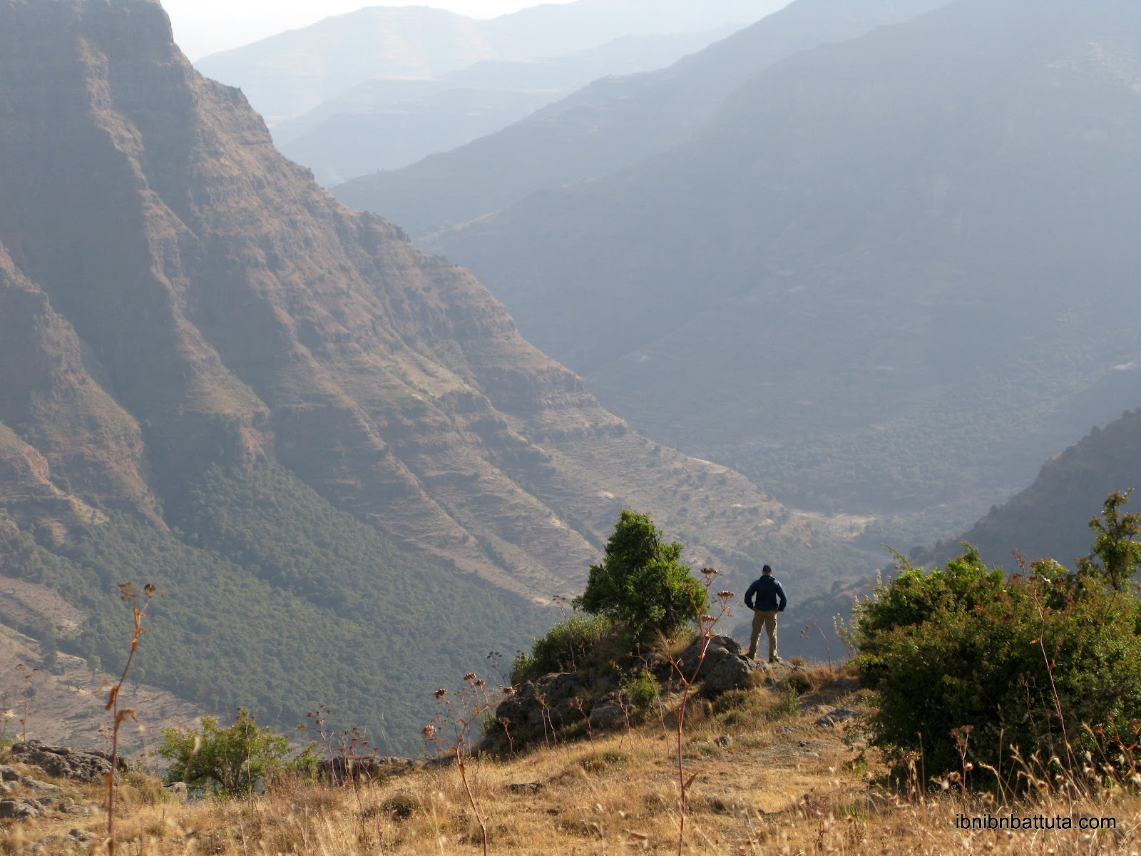 An Ill-Fated Walk in the Simien Mountains, Part III | Ibn