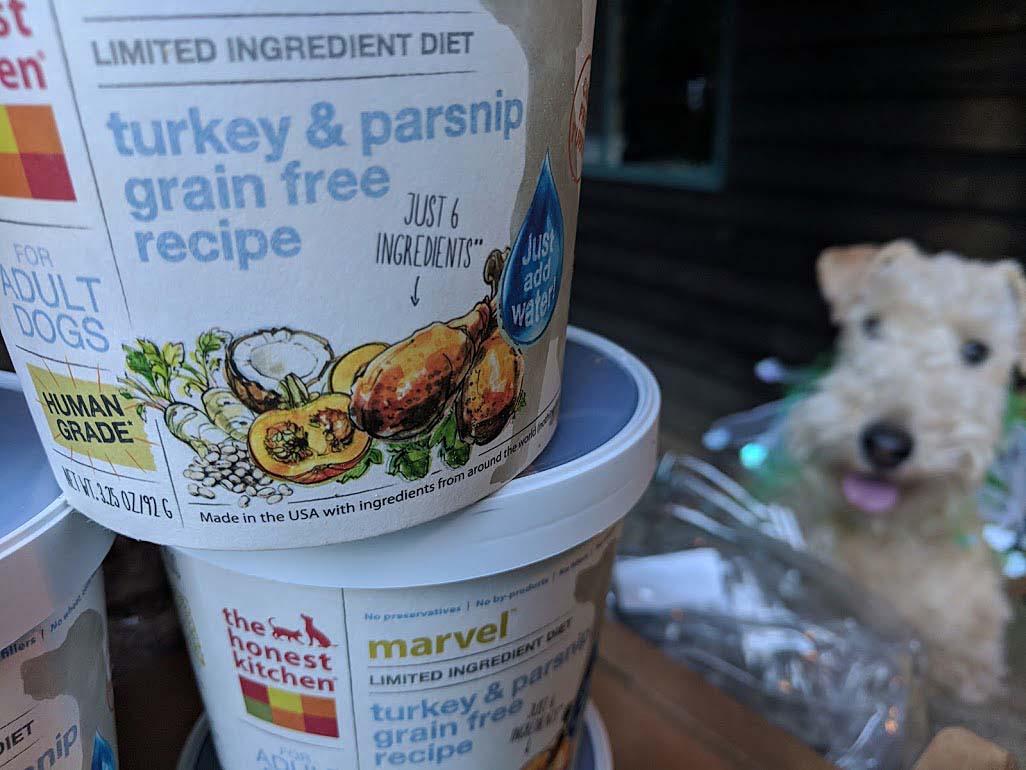Gardening with Wyatt: Honest Kitchen Dog Food Cups