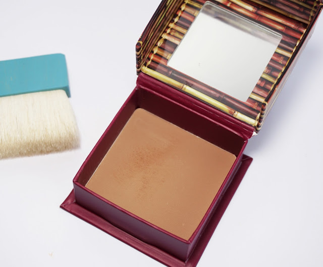 benefit - Hoola Bronzer - Worth the Hype? Contouring, Konturieren, matte