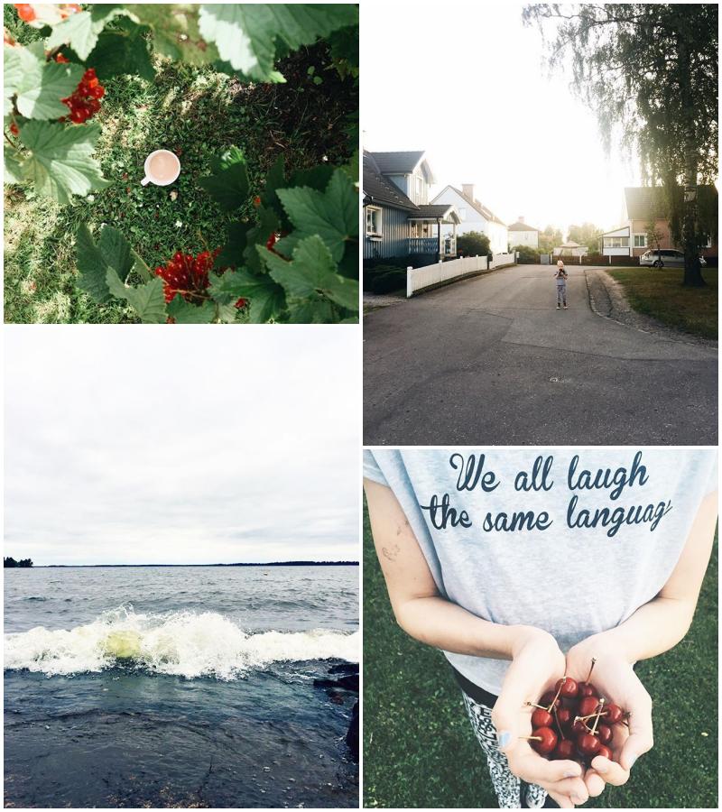 Instagram kuvakollaasi ruotsista