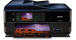 Epson Artisan 837 Printer Driver Download