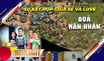 AOE HIGHLIGHT | Chim Sẻ với trận chiến của các đơn vị đời 4 mạnh nhất AOE