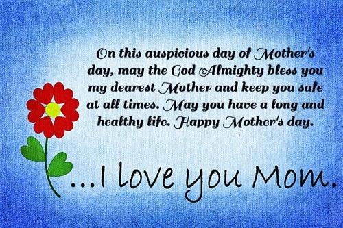 cute facebook statuses mothers day messages collections