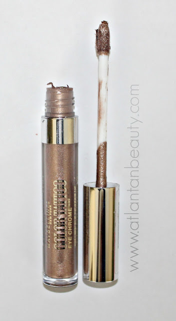Maybelline Color Tattoo Eye Chrome in Beige Luster