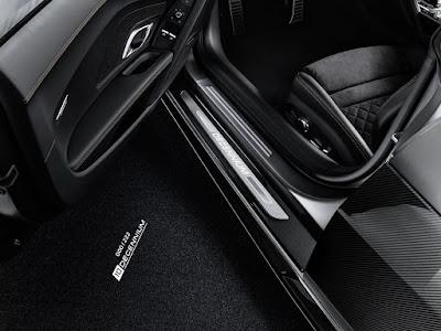 Nomor eksklusif pada Audi R8 V10 Decennium
