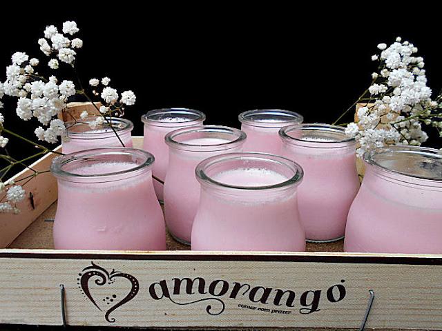 iogurte sem acucar de gelatina