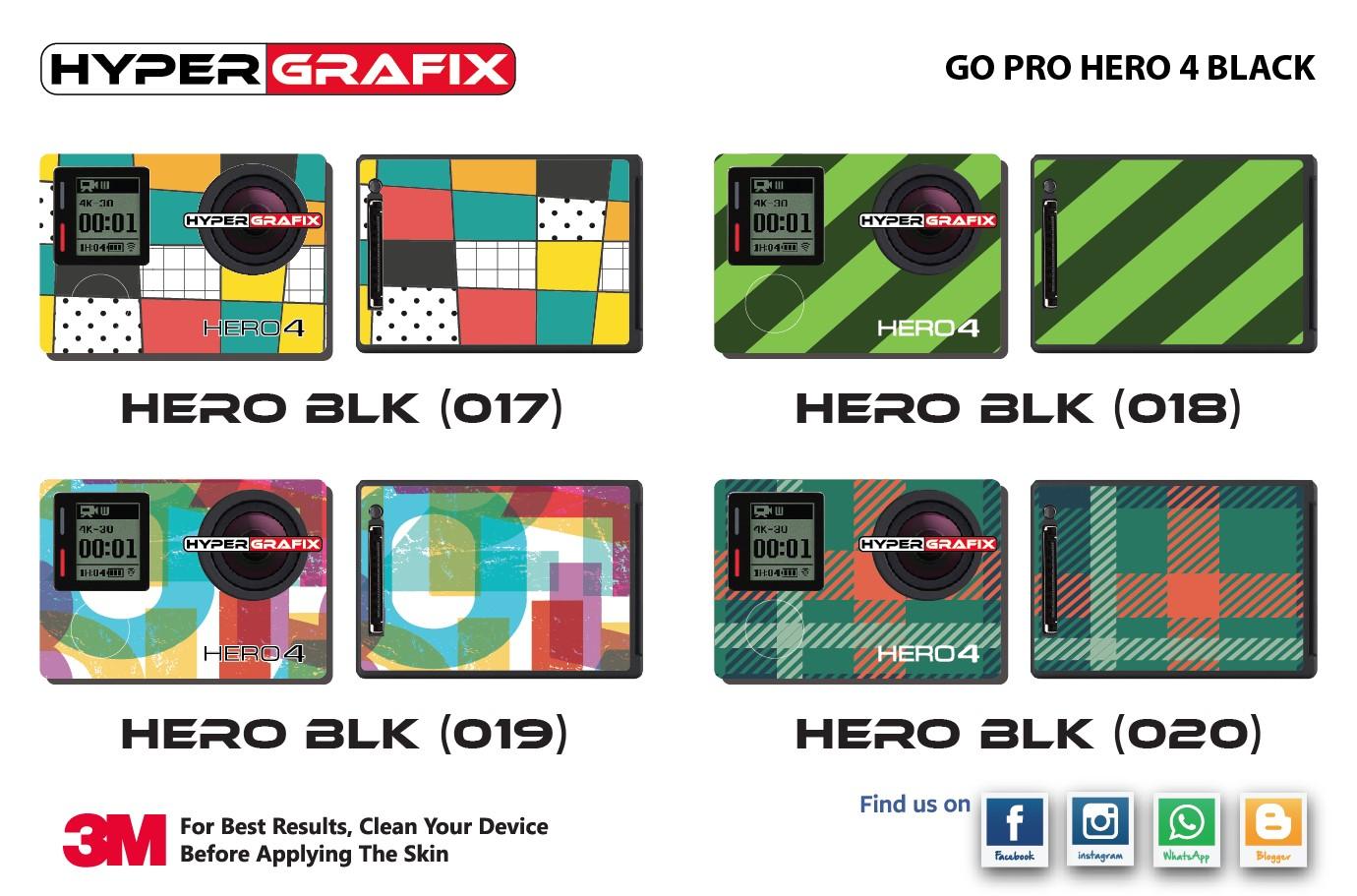 how to go pro hero 4