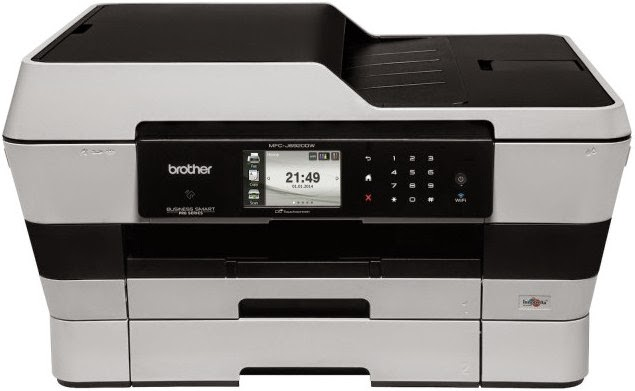 Brother Printer MFCJ6920DW Printers Drivers Download