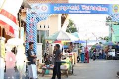 Ngabuburit Asyik di Kampung Ramadhan Sumohadiwijayan Kajen