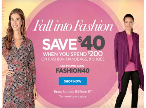 The Shopping Channel Save $40 Off Fall Into Fashion