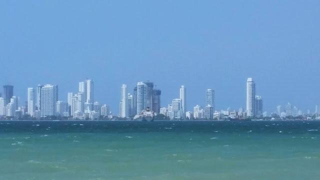 Punta Arena Cartagena