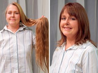 carol long hairstyles with bangs