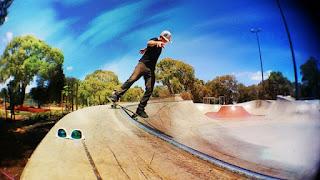 Mark Jansen Adelaide Skateboarding Oaklands Park Marion
