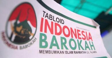 Ramai-ramai Menangkis Tabloid 'Indonesia Barokah'