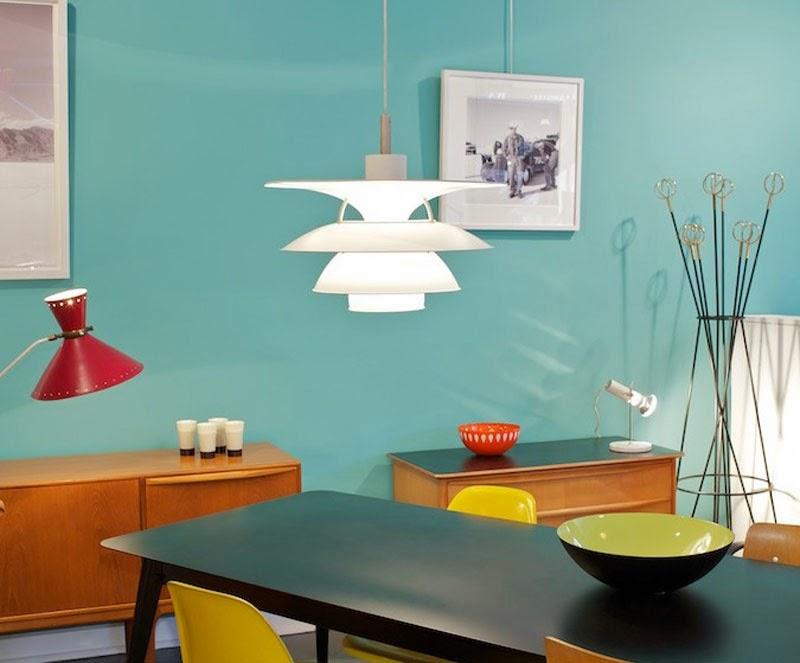 10 lámparas clásicas del diseño industrial, Lámpara de techo PH50, Poul Henningsen