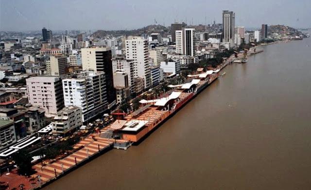 Guayaquil vista aérea