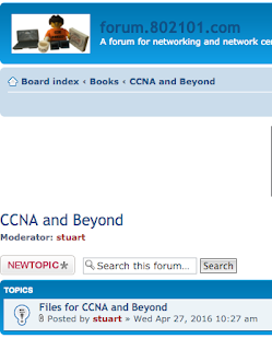 Download UNetLab files for CCNA and Beyond