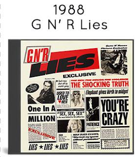 1988 - G N' R Lies