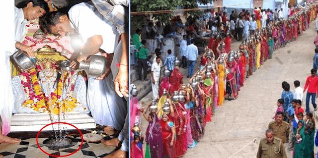 Rajasthan ka Shitala Mata Mandir Rahasya