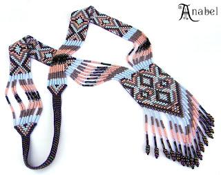 купить украшения из бисера в этническом стиле россия интернет-магазин