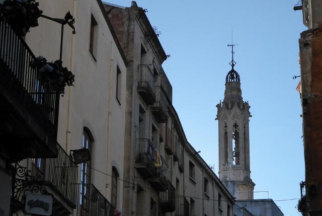 El campanar més alt de Catalunya