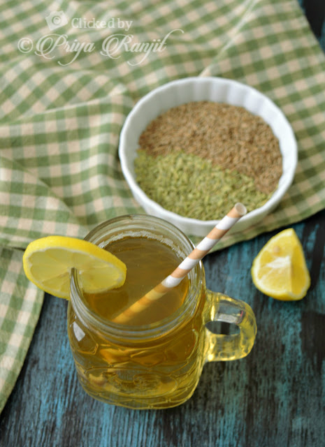Cumin water for weightloss