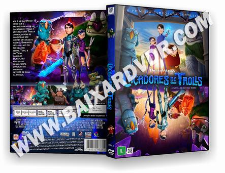 Caçadores de Trolls – 1ª Temporada Completa (2017) DVD-R AUTORADO