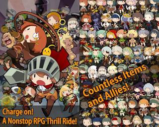 Knights N Squires (App เกมส์ต่อสู้ฮีโร่) ดาวน์โหลดโปรแกรมฟรี