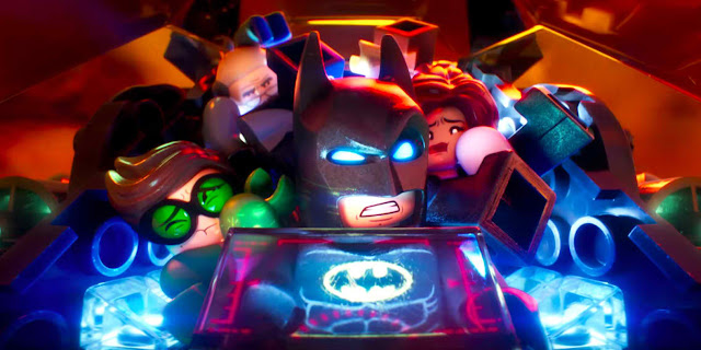 The LEGO Batman Movie - Groufie