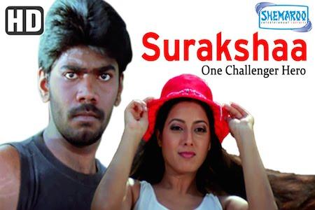 Download Surakshaa One Challenger Hero 2015 Hindi Dubbed 720p HDRip 999mb