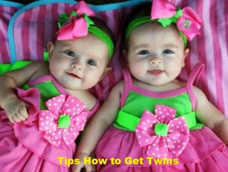 Tips How to Get Pregnant Twins