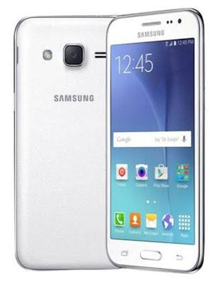 Gambar Samsung Galaxy J2 (2015) Putih