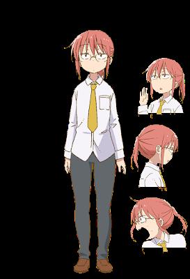 โคบายาชิ (Kobayashi) @ Miss Kobayashi's Dragon Maid: Kobayashi-san Chi no Maid Dragon คุณโคบายาชิกับเมดมังกร