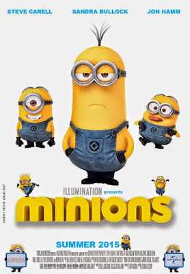 Download Film Minions 2015 HC HDRip 720p 550MB Full Movie