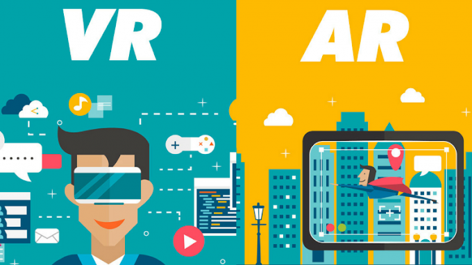 Virtual and Augmented Reality - A New Digital Vision
