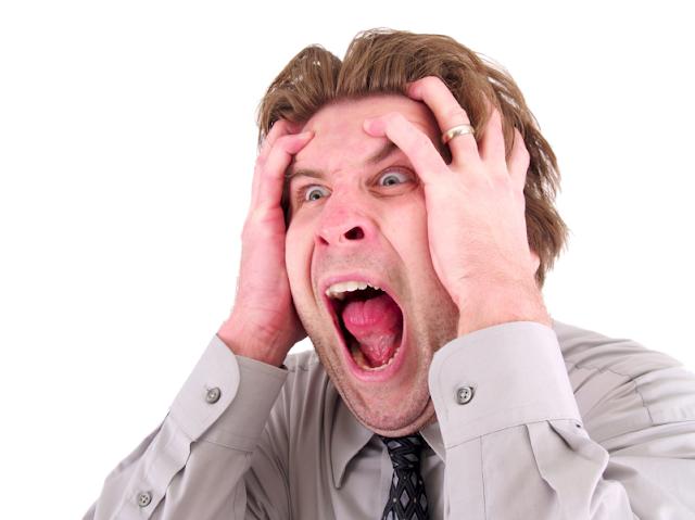 stress dapat menyebabkan sakit kepala