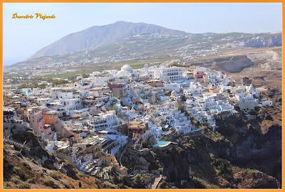 Um dia em Santorini