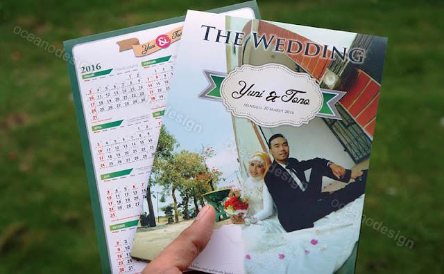 undangan nikah yuni dan tono