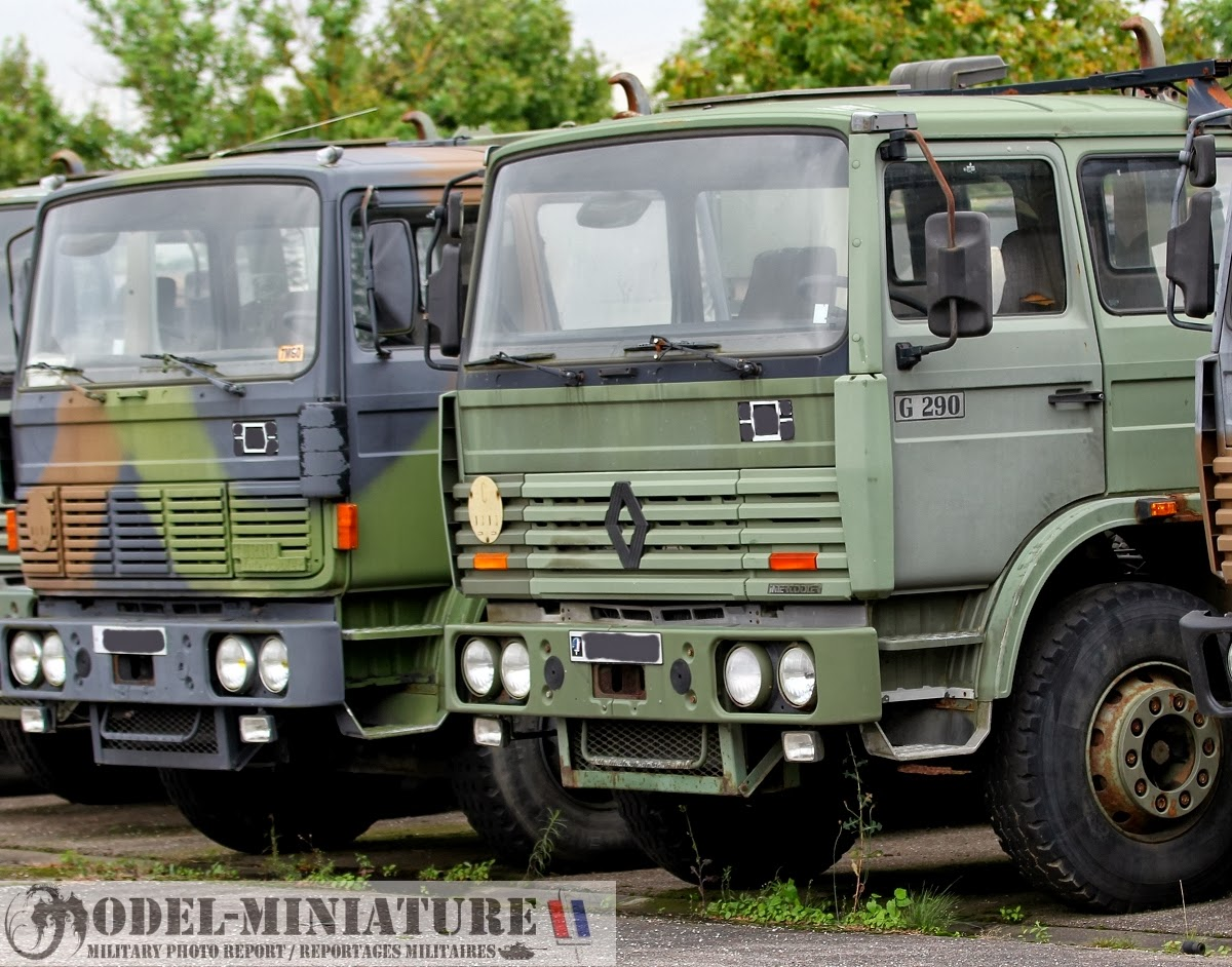 Military Photo Report: NATO colors and an study paintings on