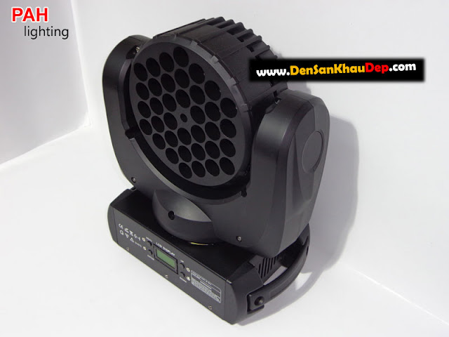 Moving head led wash