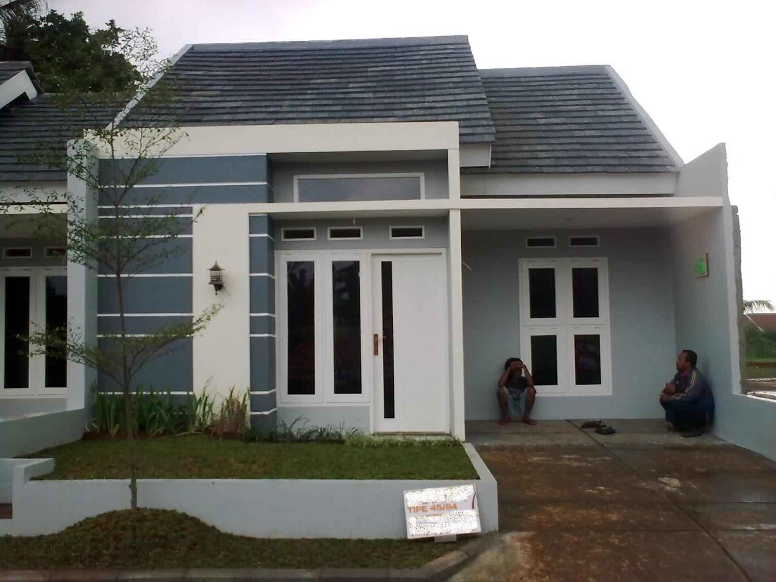 Desain Rumah Type 21 36 45 54 60 Dan 70 Paling Diminati Rumah
