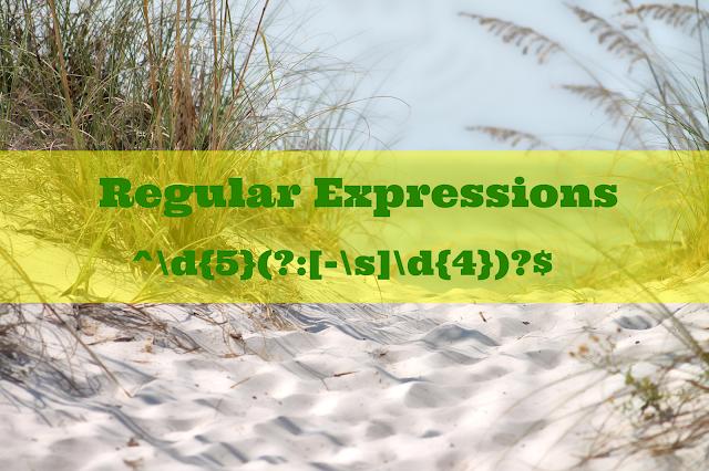 Regex Writing Tools