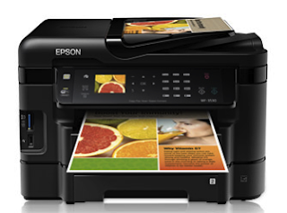 Epson WorkForce WF-3530 image